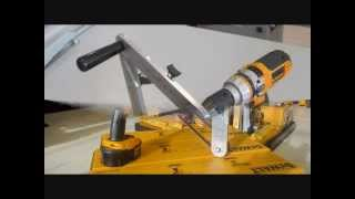 "How To Use The ""magic Belt Sander"" ! Belt Sanding. Www.magicsander.com"