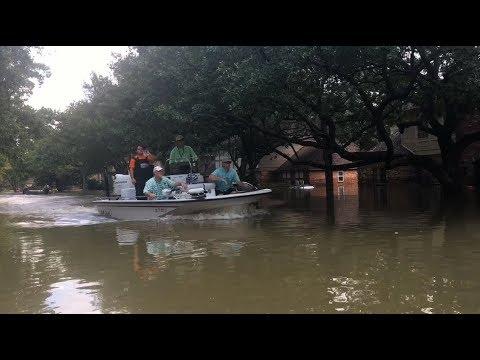 A Houston, les Texans se sont retroussés les manches