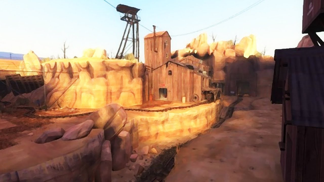 The Best Bad Map In TF2