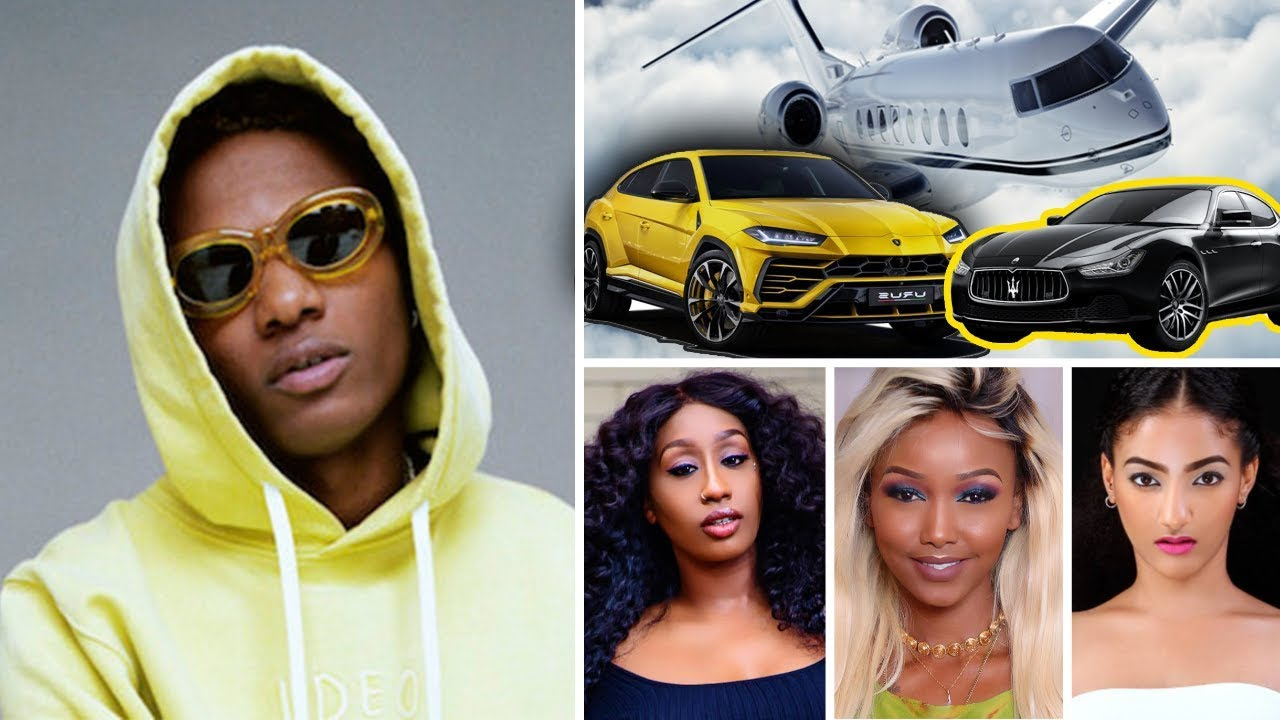WizKid's Net Worth 2019   Lifestyle   Biography   Family   Girlfriends   Private Jet   Cars   H
