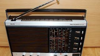 Radio Philips Hurricane de Luxe