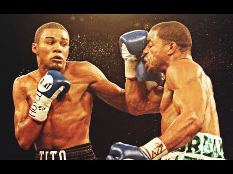 Felix Trinidad vs David Reid - Highlights (Good FIGHT)