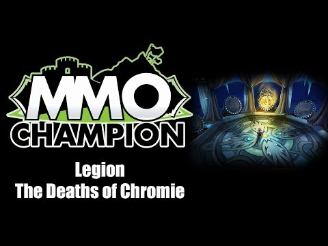 Patch 7.2.5 - The Deaths of Chromie