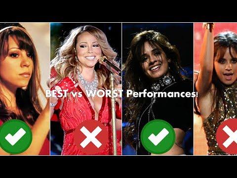 Female Singers: Worst vs Best Vocals (Same Song)