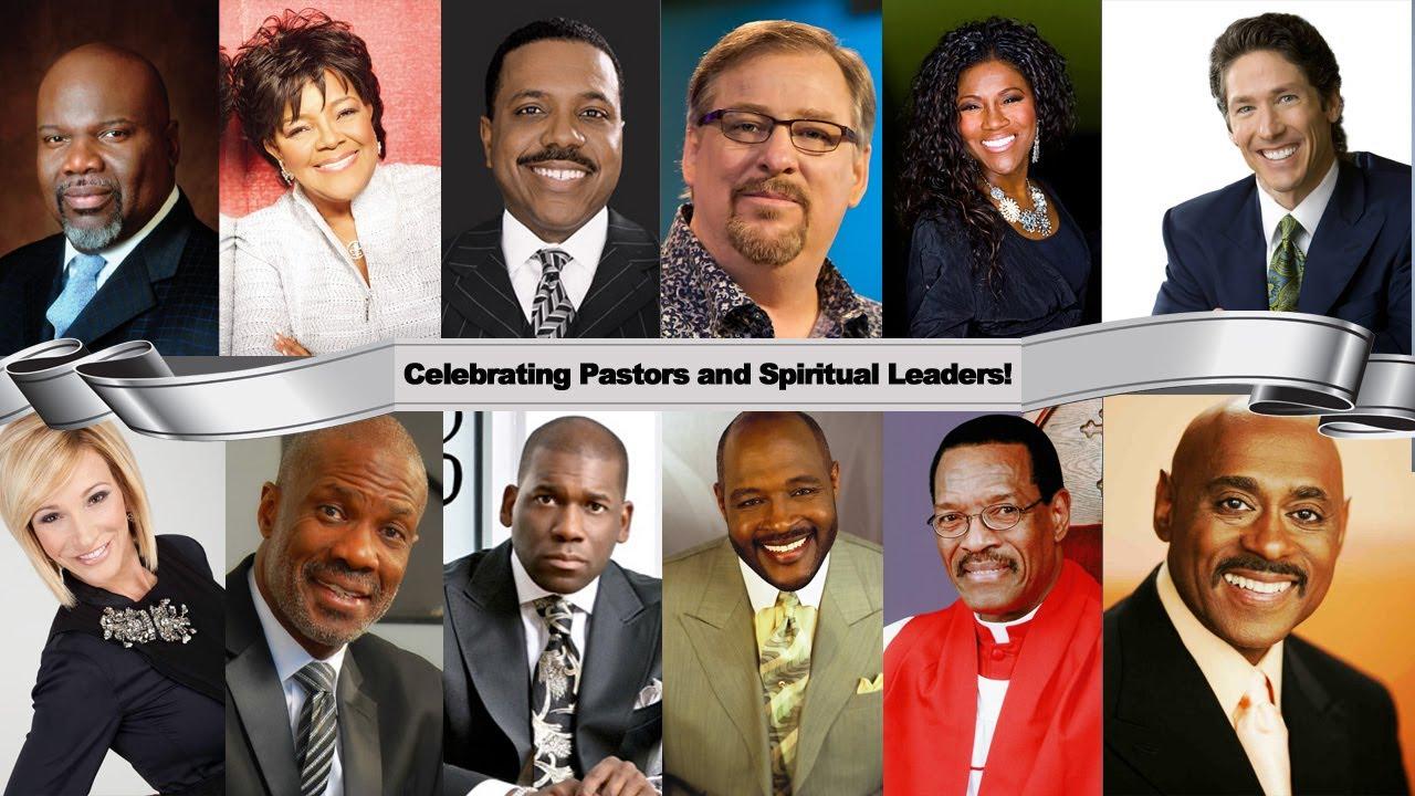 Pastor anniversary abundant program youtube altavistaventures Gallery