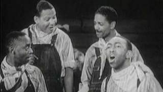 The Charioteers - Darktown Strutters
