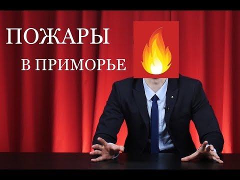 Смотреть Пожары в Приморье! RNT #91 онлайн
