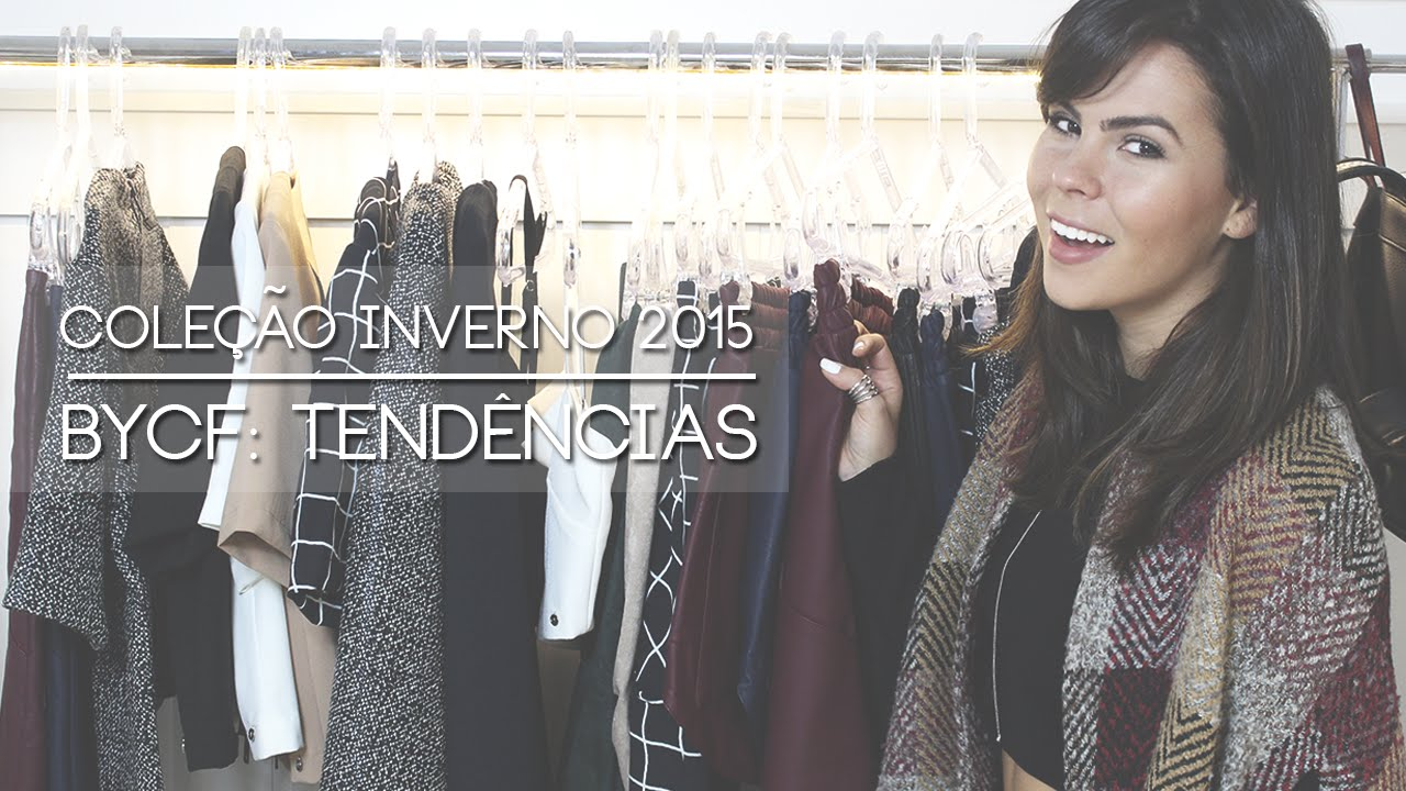 057f179be0d5 Como fazer uma coleção de roupas : Tendências | Carol Farina - YouTube