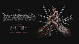 DECAPITATED – New Album: Anticult (OUT WORLDWIDE)