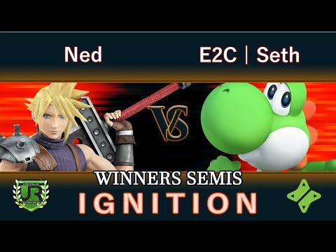 Ignition #90 WINNERS SEMIS - Ned (Cloud) vs E2C | Seth (Yoshi)