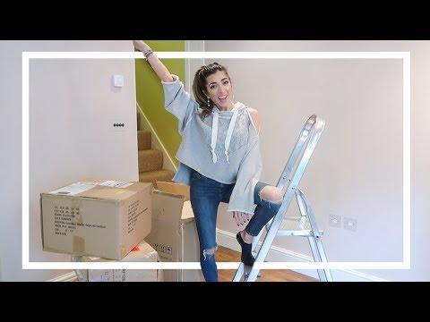 MOVING INTO MY NEW HOME! | Amelia Liana