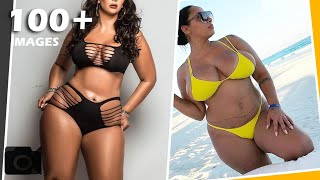 100 Plus Incredibly Adorable Curvy Plus Models images