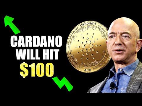 Jeff Bezos REVEALS How CARDANO ADA Will Hit $100 | NEW License DEAL