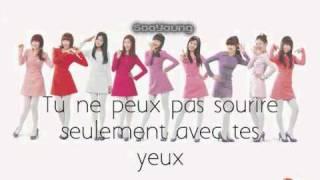 [VOSTFR] [MP3] SNSD (少女時代 / 소녀시대) - Hahaha