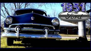 1951 Ford Custom Deluxe Sedan FOR SALE