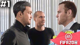 FIFA20 MANAGER MODE 1 : ผู้จัดการทีมหน้าใหม่ ไฟโคตรแรง!!🔥