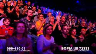 Download Sofia och Danny - If only you - True Talent final 8 MP3 song and Music Video