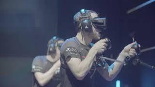 VR League: Onward Esports Trailer (Oculus and ESL)