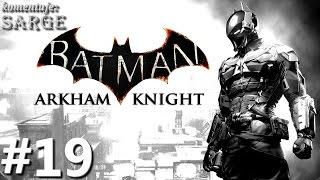Zagrajmy w Batman: Arkham Knight [60 fps] odc. 19 - Batman w izolatce