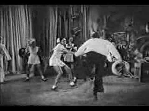 """Hellzapoppin' to """"Jumpin' at the Woodside"""""""