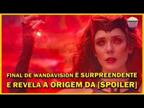 REVELAÇÕES de WandaVision são SURPREENDENTES e dão início à FASE 4 - Crítica e Teorias 9º episódio