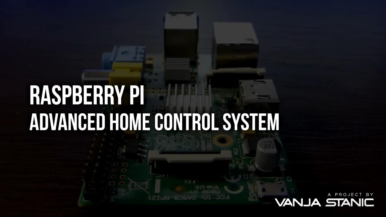 Advanced home security system project
