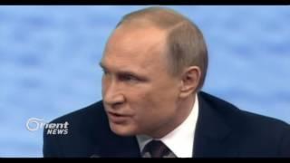 مسؤول أمريكي  يكذب بوتين ..لا اتفاق مع الروس حول إشراك المعارضة بالحكومة الحالية