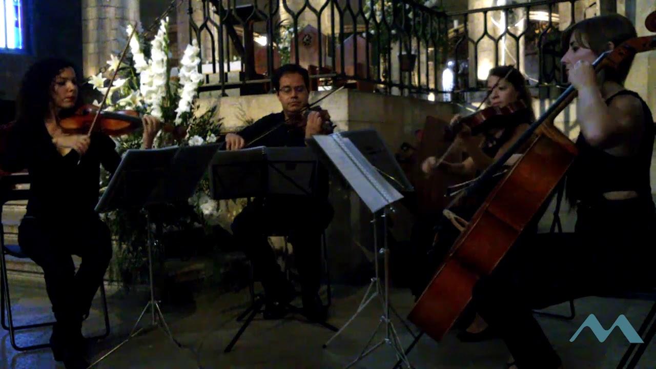 Engegard string quartet wedding
