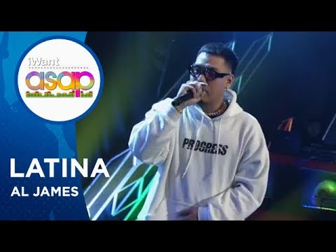 Al James - Latina | iWant ASAP Highlights