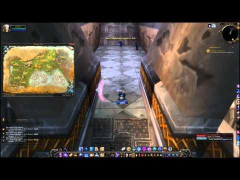The Runic Keystone Quest - World of Warcraft