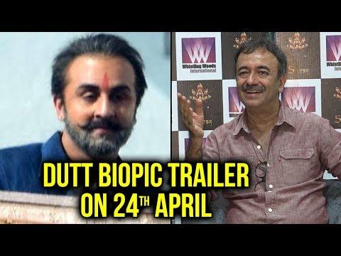 Rajkumar Hirani CONFIRMS Ranbir Kapoor's DUTT Biopic  On 24th April