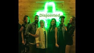 The Disjointed Launch Party  Ruths Alternative Caring in West Hollywood  NETFLIX