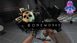 Boneworks [Valve Index] (Часть 1)