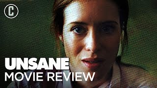 Unsane Movie Review - Can Soderbergh Thrill with an iPhone?
