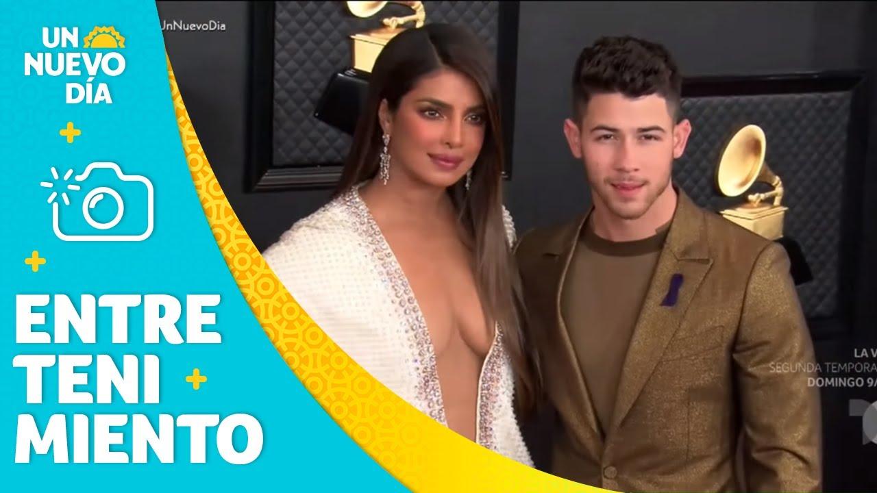 Famosos peor vestidos en los Grammy 2020 | Un Nuevo Día | Telemundo