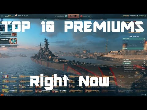Top 10 Premiums - My Recommendations - YouTube