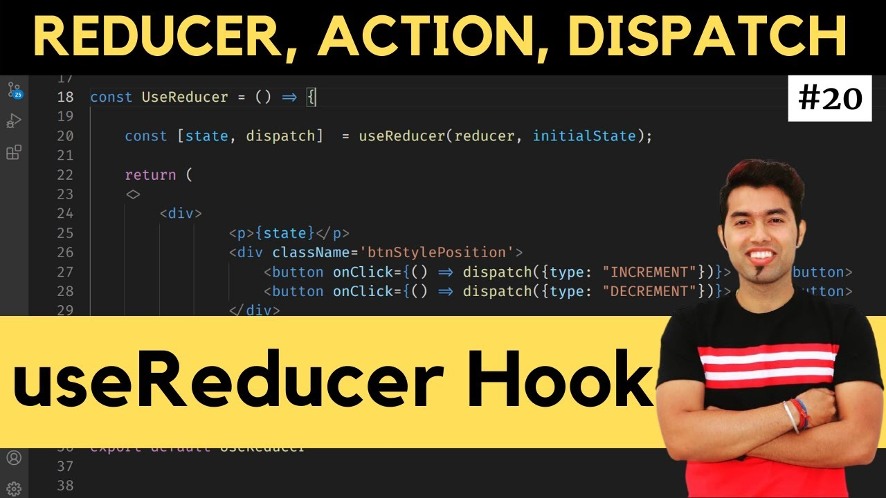 What is useReducer Hook in React