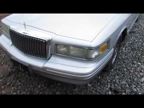 Key fob programming 1995 Lincoln TownCar