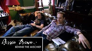 Derren Brown Discusses His Writing Process | Behind the Mischief