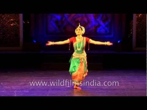Anandini Dasi From Argentina Excels In Odissi Dance Form