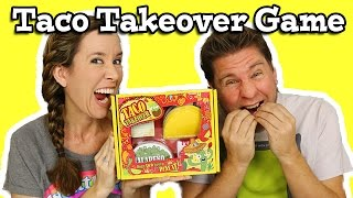 Taco Takeover Game