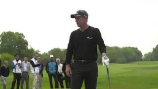 Luke Donald:  Mizuno Masterclass Live / Golf Tips