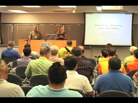 Hawaiian Electric PV Collaboration Forum
