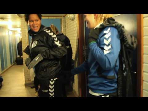 Mannequin challenge by Womens Footballteam
