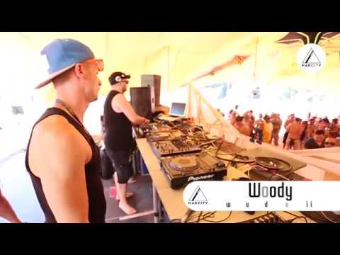 WOODY (MadCity CREW ) @ PUMPUI - OZORA BEFORE PARTY 2017 1/3