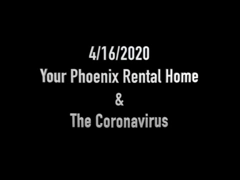 Has Covid-19 Affected Vacancy On Phoenix Rental Homes?