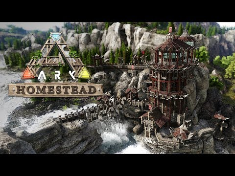 ARK Survival Evolved UPDATE: PS4 and Xbox One Homestead news