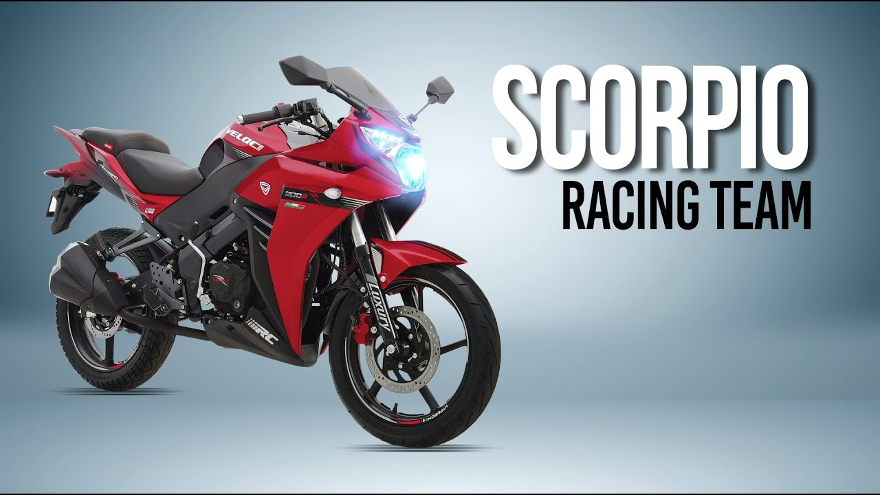 Scorpio Racing Team 300 cc