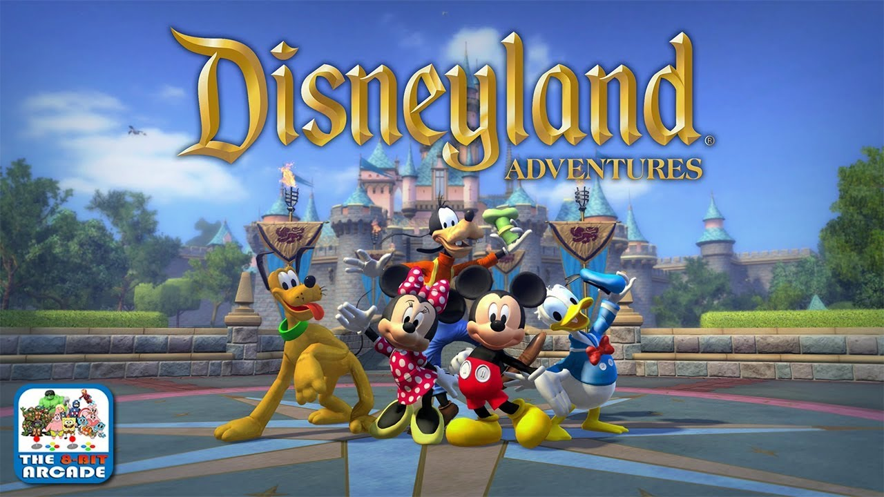Disneyland Adventures - Enjoy Attractions and Create Happy ...