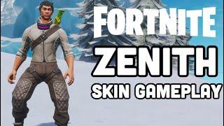 Fortnite Season 7 NEW ZENITH Skin Gameplay!